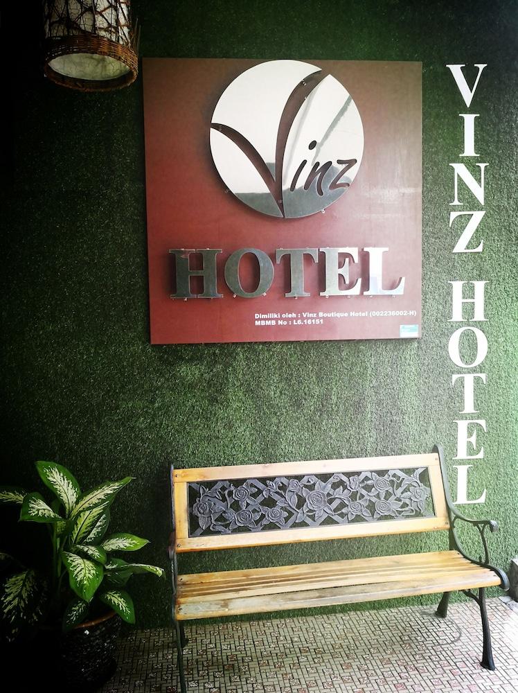 ヴィンズ ブティック ホテル