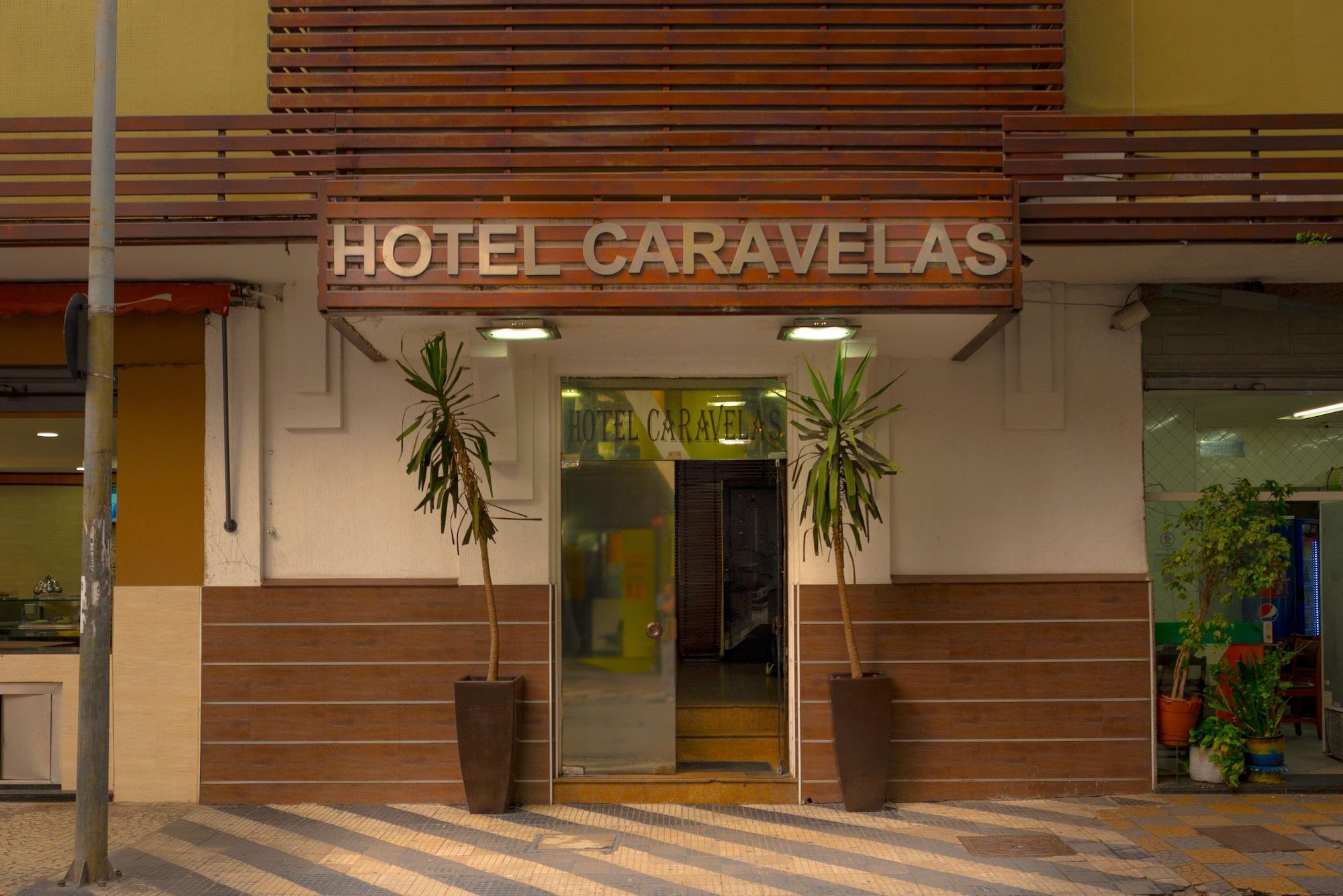 Hotel Caravelas, São Paulo