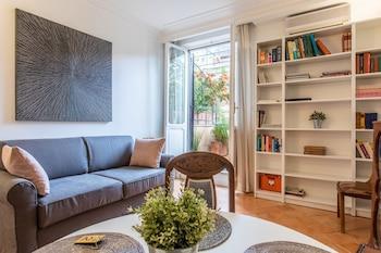 Apartment, 1 Bedroom, Terrace (Spit Level)