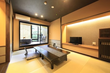 Japanese-Style Room with Open-Air Bath - Breakfast Included(Non smoking)