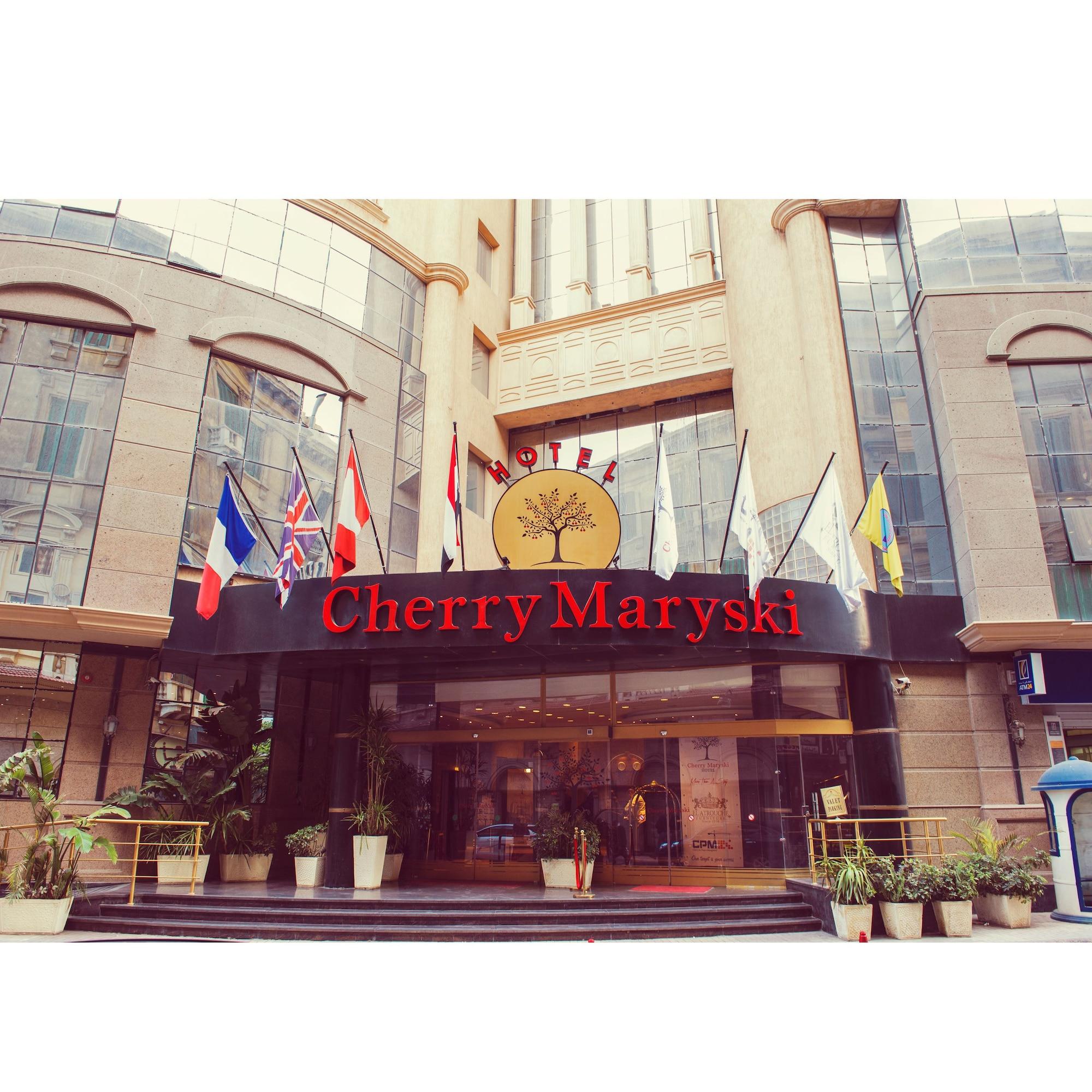 Cherry Maryski Hotel, Al-Manshiyah