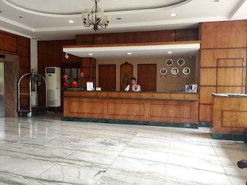 Mj Hotel & Suites Cebu Lobby