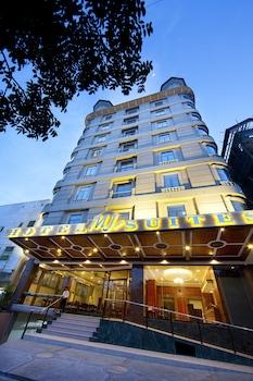 Mj Hotel & Suites Cebu Exterior