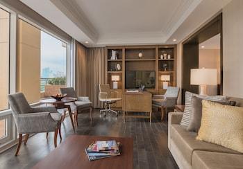 Discovery Primea Makati Living Room
