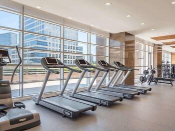 Discovery Primea Makati Fitness Facility