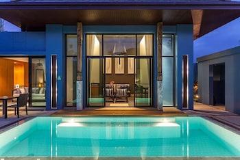 3 Bedroom Private Pool Villa - Elegant Style