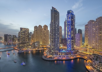 Hotel - Intercontinental Dubai Marina