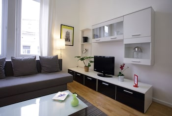 . Brussels City Center Apartments