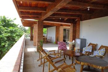 Amihan-Home Boracay Balcony