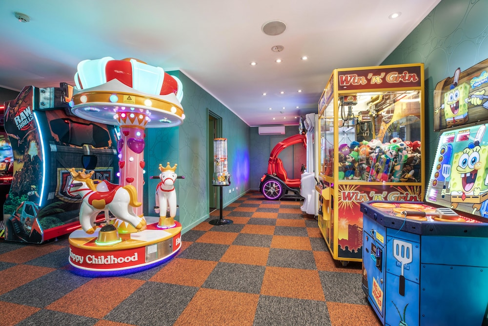 Children's Play Area - Indoor