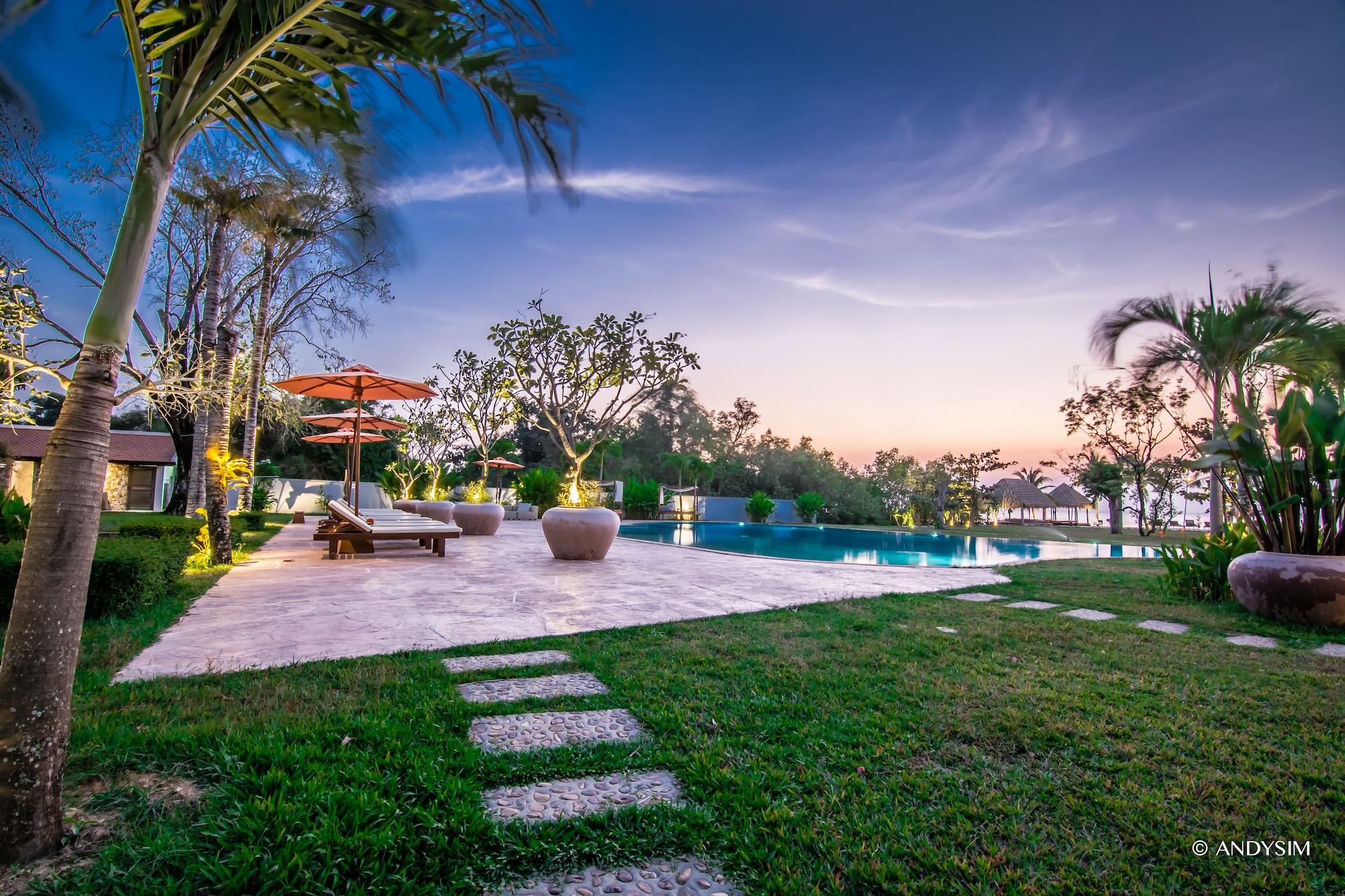 Samanea Beach Resort & Spa, Kaeb