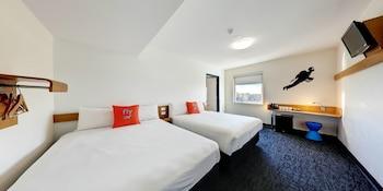 悉尼機場宜必思快捷飯店