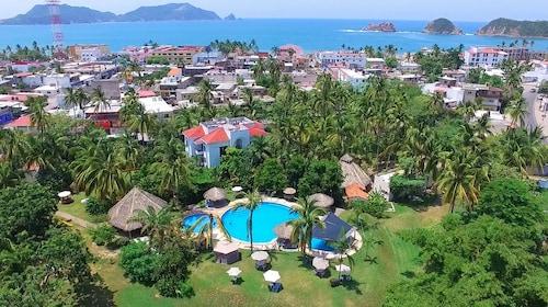 . Hotel & Temazcal Hacienda de Melaque