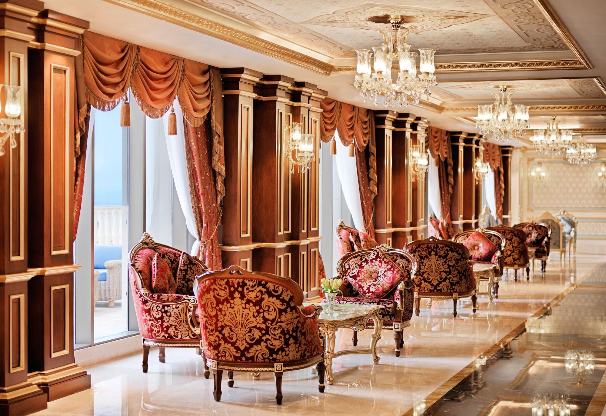 Shamakhi Palace Sharadil Hotel, Ağsu