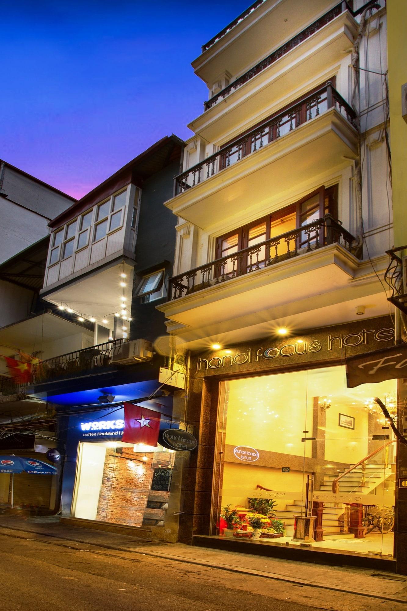 Hanoi Focus Hotel, Hoàn Kiếm