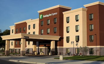 Hotel - Holiday Inn Express & Suites Omaha South - Ralston Arena