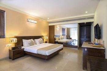 Luxury Room, City View