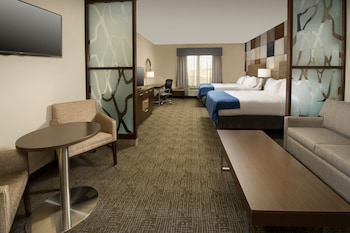 Suite, 1 Twin Bed, Accessible (Mobility)