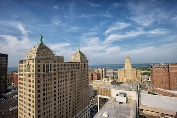 Hotel Hilton Garden Inn Buffalo Downtown