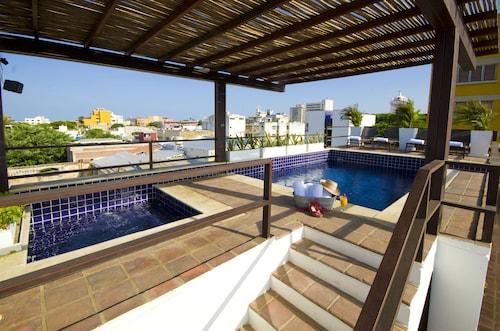 La Casa Del Piano Hotel Boutique by Xarm Hotels, Santa Marta (Dist. Esp.)