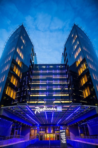 . Radisson Blu Hotel, Moscow Sheremetyevo Airport