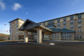 Hotel - Hilton Garden Inn Roanoke