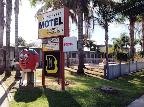 Sunraysia Motel & Holiday Apartments, Mildura - Pt A
