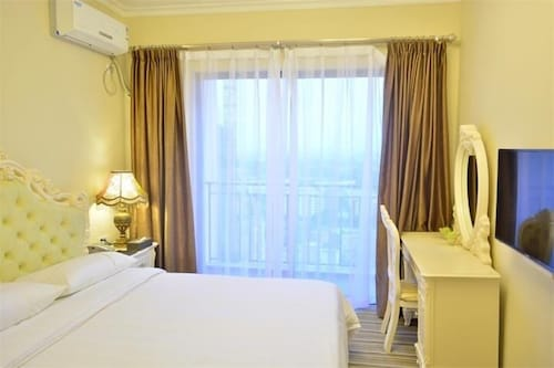 Enjoy Private Apartment Hotel Lucky City, Foshan