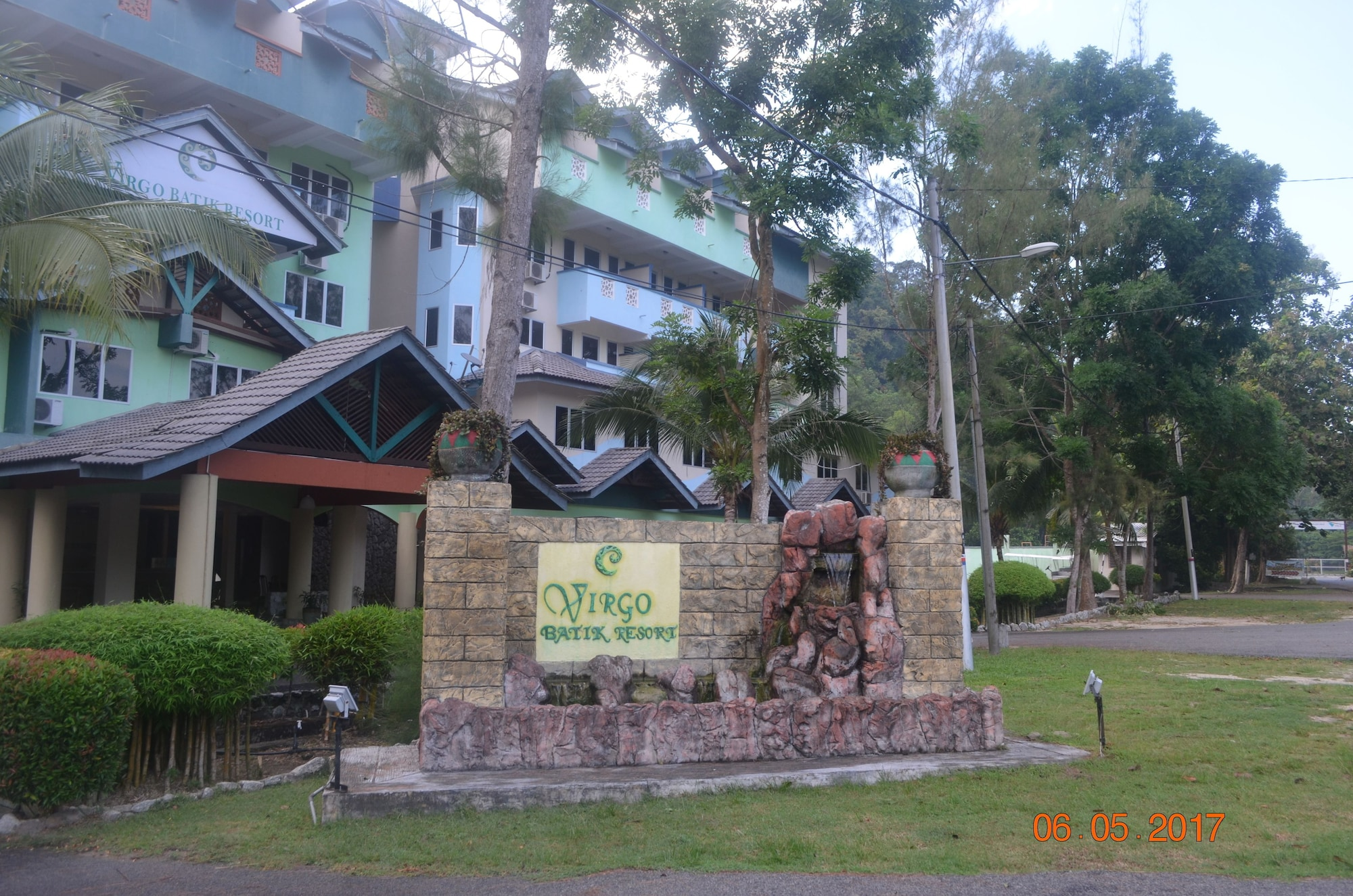 Virgo Batik Resort, Manjung