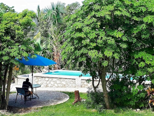 La Colline Enchantée, Jacmel