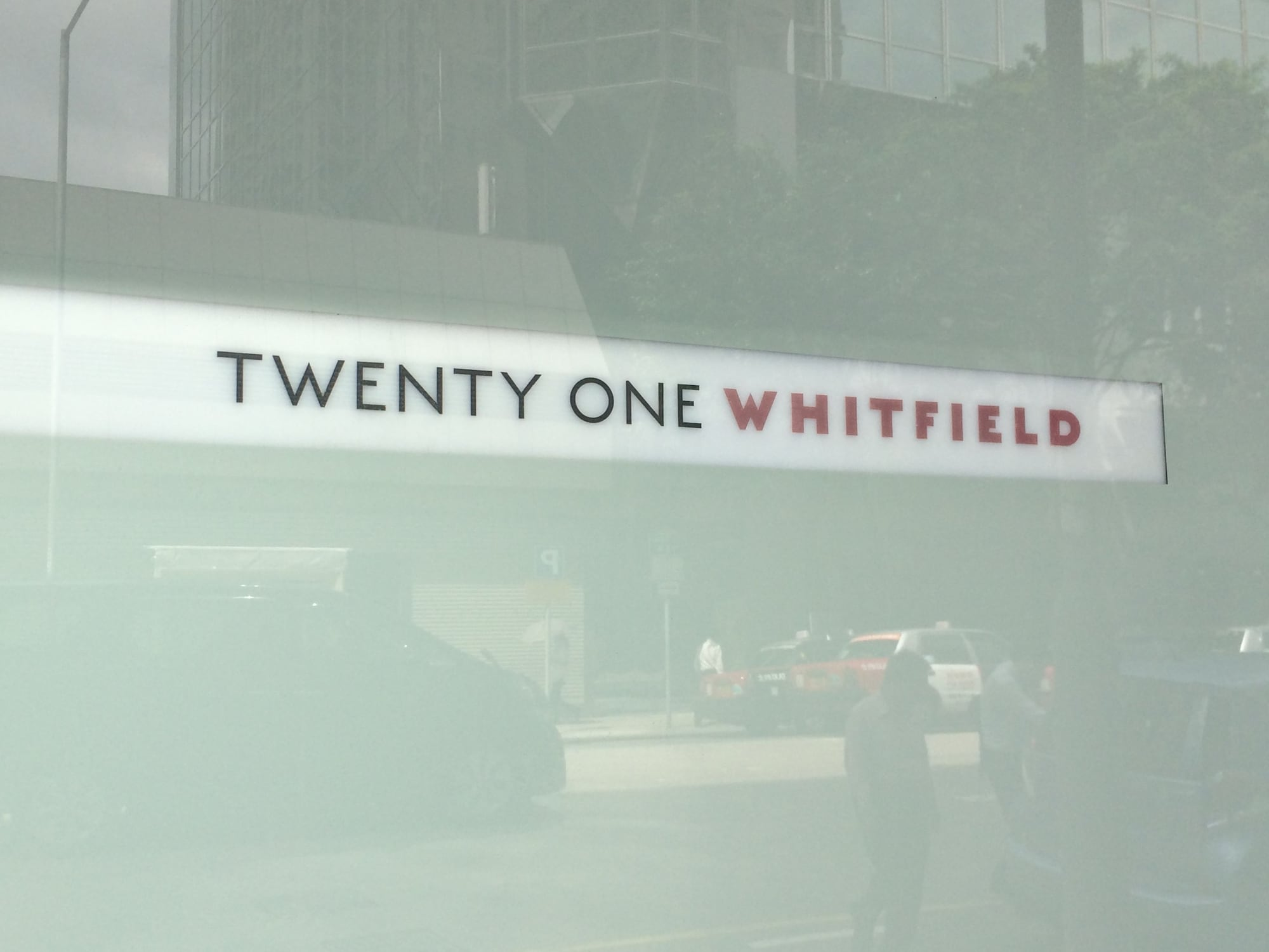Twenty One Whitfield, Eastern