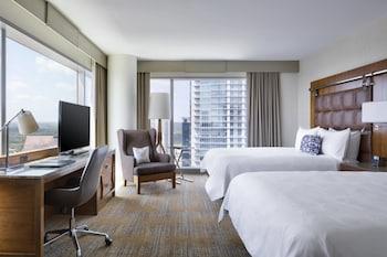 Room, 2 Queen Beds, Corner