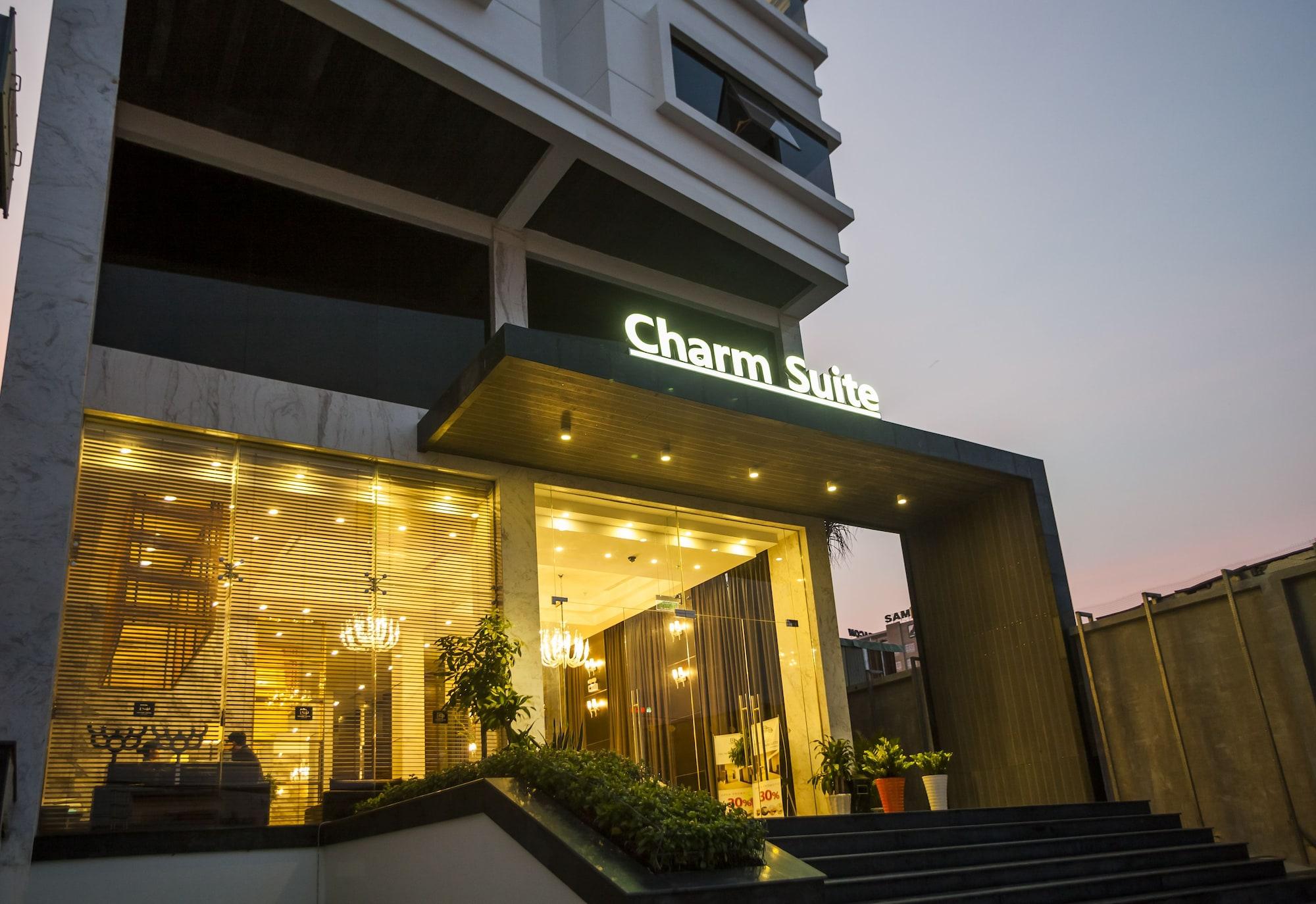 Charm Suite Saigon, Bình Thạnh