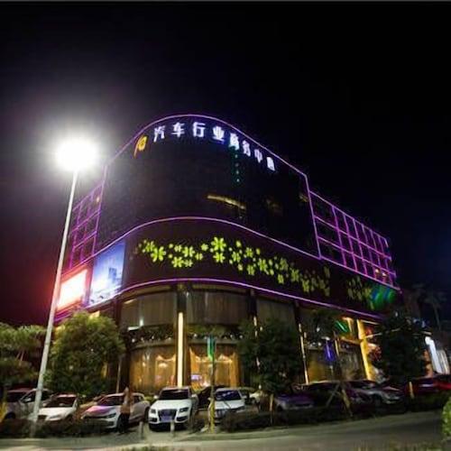 Rong Tai Auto Industry Business Center Hotel, Fuzhou