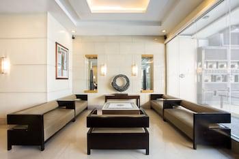 Vieve Hotel Manila Lobby Sitting Area