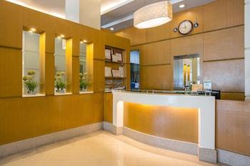 Vieve Hotel Manila Reception