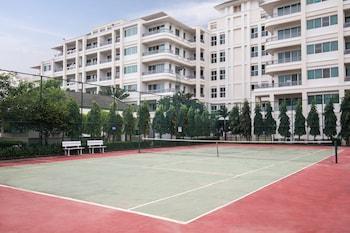 Somerset Vientiane - Tennis Court  - #0