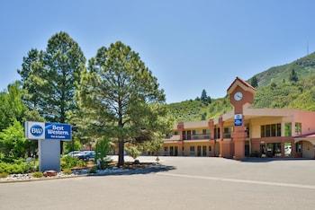 貝斯特韋斯特杜蘭戈套房飯店 Best Western Durango Inn & Suites