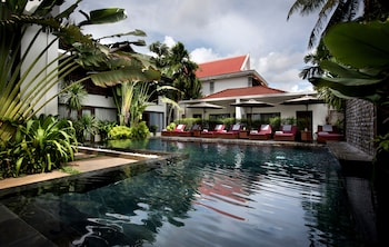 Hotel - Sokkhak Boutique Resort