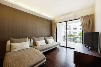 2 bedrooms Family Apartment