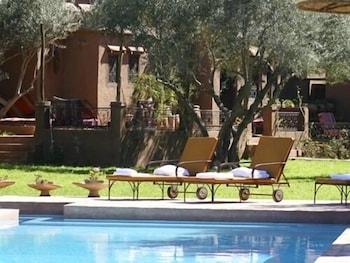 Hotel - Jnane Leila MKS