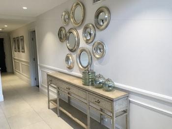 Guestroom at Miramare Gardens in Terrey Hills