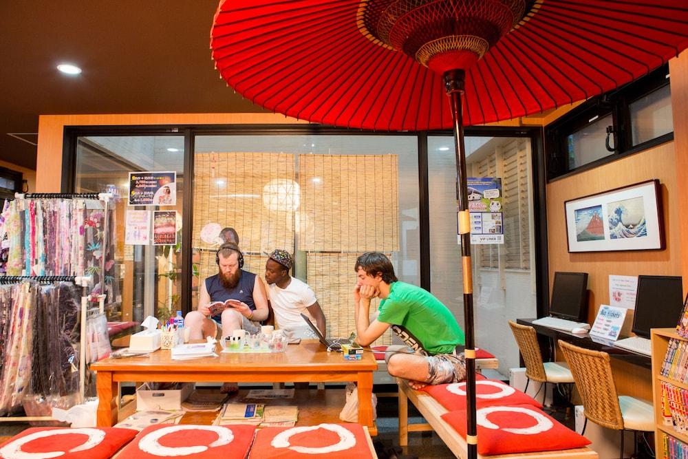 도쿄 게스트하우스 게스트하우스 와사비의 사람들