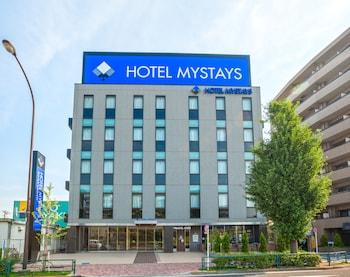 HOTEL MYSTAYS HANEDA Exterior