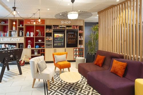 . Aparthotel Adagio access Dijon République