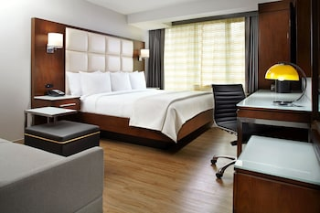 Guestroom at Cambria Hotel New York - Chelsea in New York