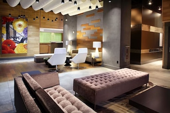 Lobby at Cambria Hotel New York - Chelsea in New York