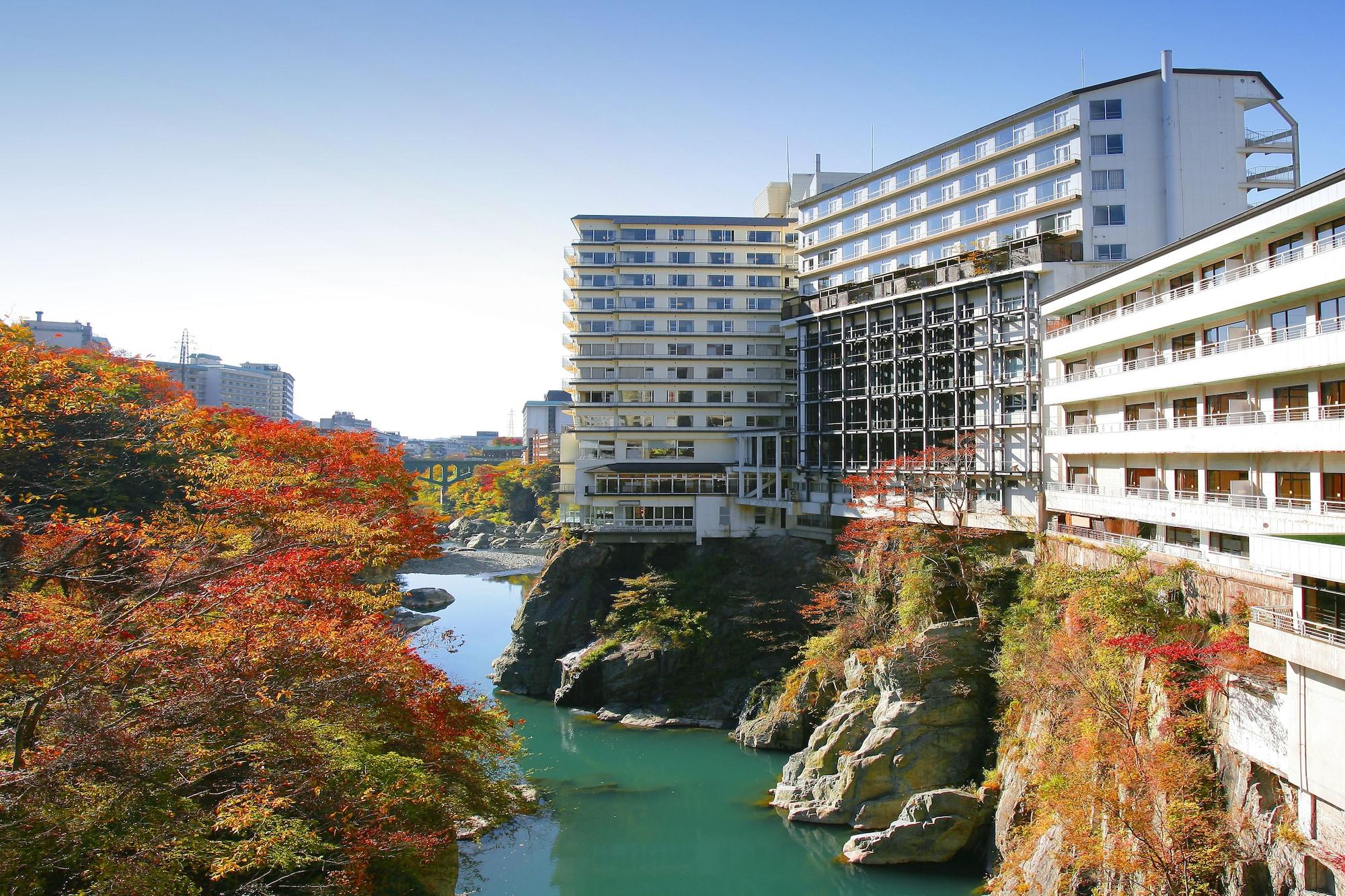 Kinugawa Plaza Hotel, Nikkō