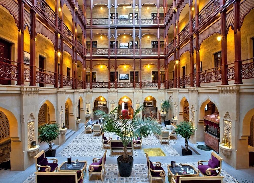Отель Shah Palace, Баку, Азербайджан