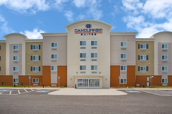 Hotel - Candlewood Suites Oak Grove - Fort Campbell